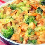 broccoli kip kaassaus recept